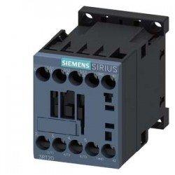 SIRIUS, CONTACTOR, AC-3, 3KW/400V, 1NA, AC 24V, 50/60 HZ