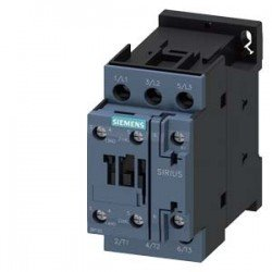 SIRIUS, CONTACTOR, AC-3, 4KW/400V, 1NA+1NC, AC 230V 50HZ