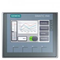 SIMATIC HMI, KTP400 BASIC PANEL, PANTALLA TFT 4""
