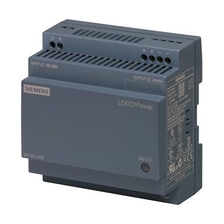 Fuente de alimentación LOGO!Power, monofásica, 24 V DC/4 A