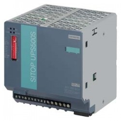 UPS500S, Módulo básico de 2,5 kWs, con intefaz USB, IP20, sistema de alimentación ininterrumpi