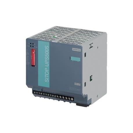 UPS500S, Módulo básico de 5 kWs, con intefaz USB, IP20, sistema de alimentación ininterrumpida