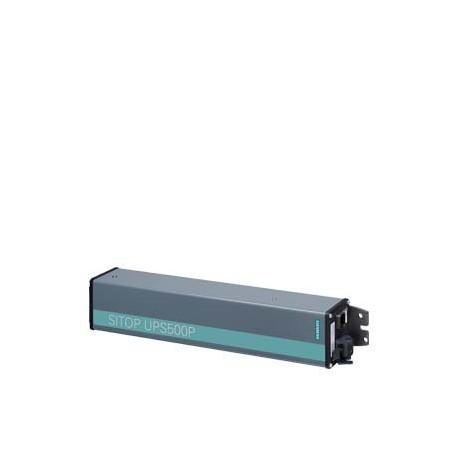 UPS500P, Módulo básico de 10 kWs, con intefaz USB, IP65, sistema de alimentación ininterrumpid