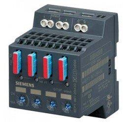 Módulo de diagnóstico de 4 canales, salida: 24V DC/10 A por canal, corriente de salida