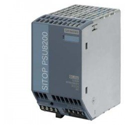 PSU8200 24 V/20 A, fuente de alimentación estabilizada, entrada (trifásica): 3 AC 400