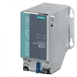 UPS1100, Módulo de batería de 24 V/ 1,2 Ah, con baterías selladas de plomo-gel libres de mante