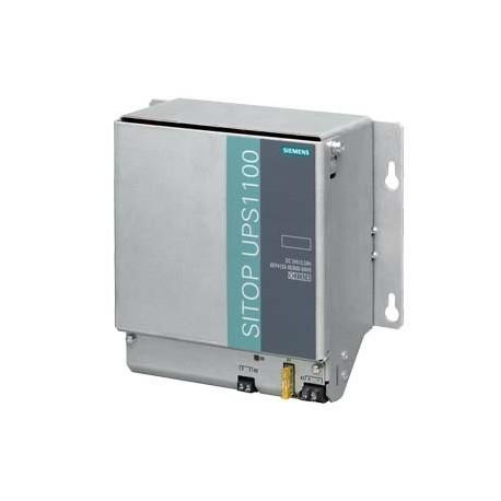 SITOP UPS1100, módulo de batería de 24 V/ 3,2 Ah, con baterías selladas de plomo-gel libres de mante