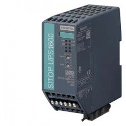 UPS1600, Módulo SAI de 10A, sistema de alimentación ininterrumpida, entrada: DC 24 V, salida: