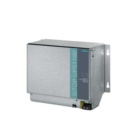 UPS1100, Módulo de batería de 24 V/12 Ah, con baterías selladas de plomo-gel libres de manteni