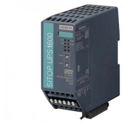 UPS1600, Módulo SAI de 20A, sistema de alimentación ininterrumpida, entrada: DC 24 V, salida: