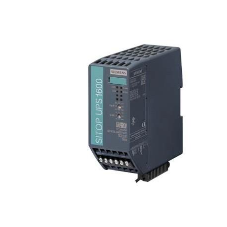UPS1600, Módulo SAI de 20A USB, sistema de alimentación ininterrumpida, con interfaz USB, entr
