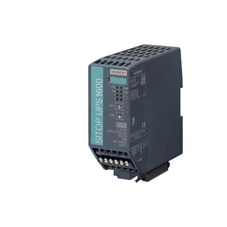UPS1600, Módulo SAI de 20A ETHERNET/ PROFINET, sistema de alimentación ininterrumpida, con int