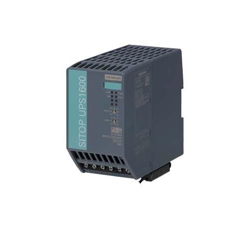 UPS1600, Módulo SAI de 40A, sistema de alimentación ininterrumpida, entrada: DC 24 V, salida: