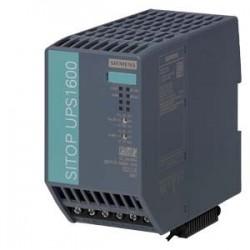 UPS1600, Módulo SAI de 40A USB, sistema de alimentación ininterrumpida, con interfaz USB, entr
