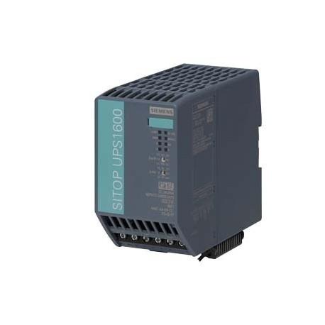 UPS1600, Módulo SAI de 40A ETHERNET/ PROFINET, sistema de alimentación ininterrumpida, con int