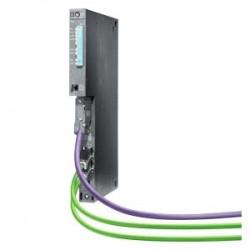 SIMATIC S7-400, CPU 412-2 PN Módulo central con: Memoria principal 1 MB, (0,5 MB código, 0,5 MB dato