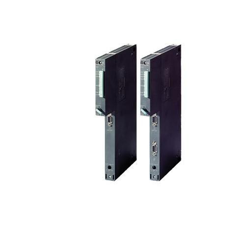 SIMATIC S7-400, CPU 412-2, Módulo central con: Memoria central de 512 KB (256 KB código, 256 KB dato