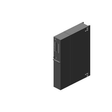 SIMATIC S7-400, CPU 414-3, Módulo central con: Memoria central de 2,8 MB (1,4 MB código, 1,4 MB dato