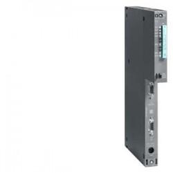 SIMATIC S7-400, CPU 416-2, Módulo central con: Memoria central de 5,6 MB (2,8 MB instrucciones / 2,8