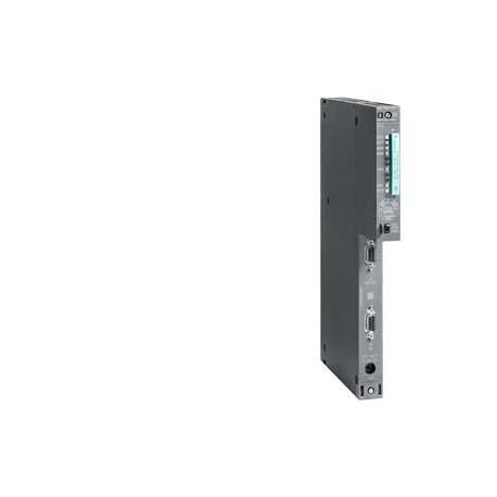 SIMATIC S7-400, CPU 416F-2, Memoria de trabajo 5,6 MBytes, (2,8 MBytes código, 2,8 MBytes datos), In