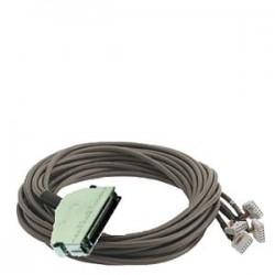 SIMATIC TDC CABLE REDONDO SC62, 50 POLOS APANTALLADO, LONGITUD: 2M