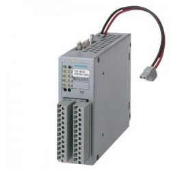 SIMATIC TDC, MOD. ENTR. O SAL. BINARIA SB10 8 EB O 8 SB, 24V DC LEDS INDICADORES