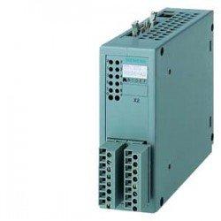 SIMATIC TDC, CONVERTIDOR SU12 10 POLOS 10 BORNES TORNILLO ENCHUF. CONECTOR 10 POLOS