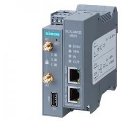 SIMATIC NET, Router UMTS SCALANCE M875-0, para la comunicación IP inalámbrica de PLCs basados en Eth