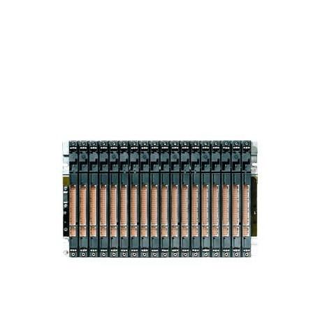 SIMATIC S7-400, Bastidor UR1 ALU, central y remoto con 18 slots, 2 Fuentes de alimentación reduntant
