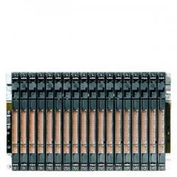 SIMATIC S7-400, Bastidor central CR2, 18 puestos de enchufe, 2 segmentos, conectables 2 alimentacion