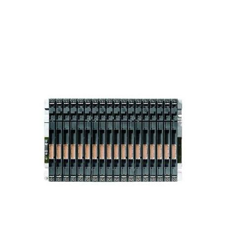 SIMATIC S7-400, Bastidor de ampliación ER1 ALU, con 18 slots, solo para módulos de señales, 2 Fuente