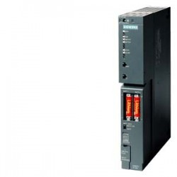 SIMATIC S7-400, Fuente de alimentación PS407: 10A, rango amplio, UC 120/230V, DC 5V/10A