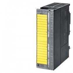 SIMATIC S7-300, entrada analógica SM336, 6 EA, 15 Bits, conector 20 polos, entradas analógicas de se