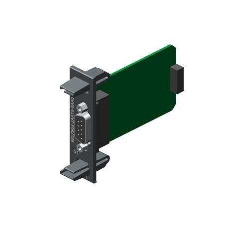SIMATIC S7-400, Módulo Interfaz IF963-TTY . Interfaz TTY para conexión punto a punto con CP441 desde