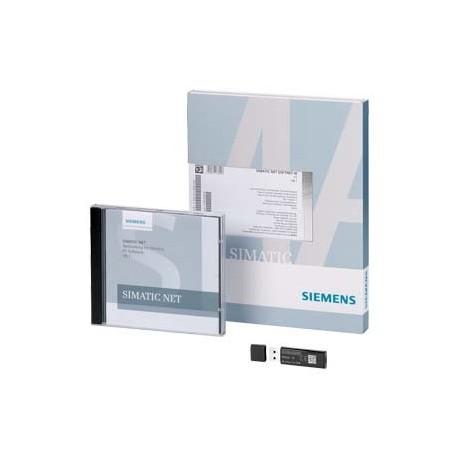 SIMATIC NET, SOFTNET-IE S7 LEAN V8.2, Software para comunicación S7, comunicación compatible S5, OPC