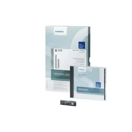 SIMATIC S7 - STEP 7 Professional V13 UPGRADE 2006..2010 V13 COMBO - Licencia flotante, TIA Portal