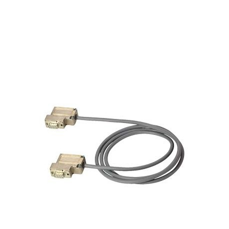 SINAUT ST7, CC 701-4A cable de conexión entre TIM 3V,TIM 4.1,MD2,MD3,MD4 sobre interfase RS 232