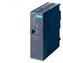 SIMATIC S7-300, CPU 312 módulo central con MPI. Alimentación integrada DC 24V . Memoria principal 32
