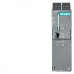 SIMATIC S7-300, CPU 314 módulo central con MPI Alimentación integrada DC 24V . Memoria principal 128