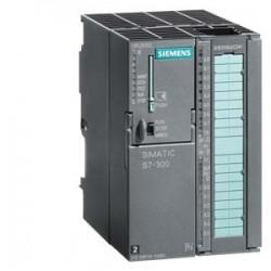 SIMATIC S7-300, CPU 312C CPU compacta con MPI, 10 ED/6 SD, 2 contadores rápidos (10 KHZ) Fuente de a