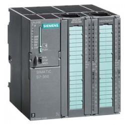 SIMATIC S7-300, CPU 313C, CPU compacta con MPI, 24 ED/16 SD, 4EA, 2SA, 1 PT100, 3 contadores rápidos