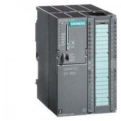SIMATIC S7-300, CPU 313C-2 PTP CPU compacta con MPI, 16 ED/16 SD, 3 contadores rápidos (30 KHZ), Int