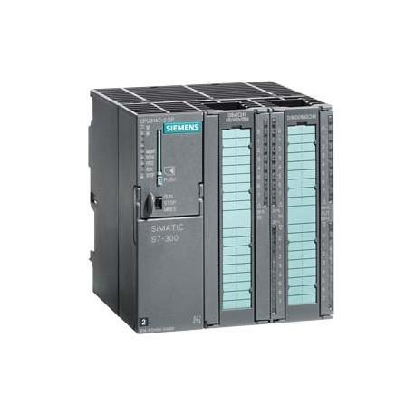 SIMATIC S7-300, CPU 314C-2 DP CPU compacta con MPI, 24 ED/16 SD, 4EA, 2SA, 1 PT100, 4 contadores ráp