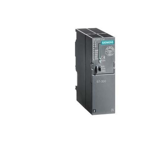 SIPLUS S7-300 CPU317F-2DP -25 ... +60 grados C con revestimiento conformado basado en 6ES7317-6FF04-