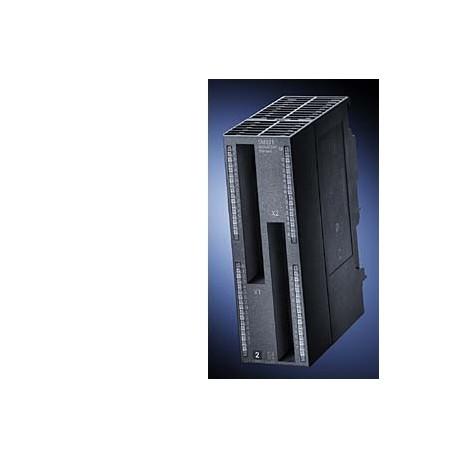 SIMATIC S7-300, entradas digitales SM321, separación galvánica en grupos de 16, 64 ED, DC 24V, 3mseg