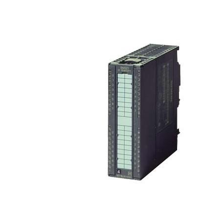 SIMATIC S7-300, Módulo de ED SM 321, con separación galvánica, 8 ED, AC 120V/230V, 40 polos, con com