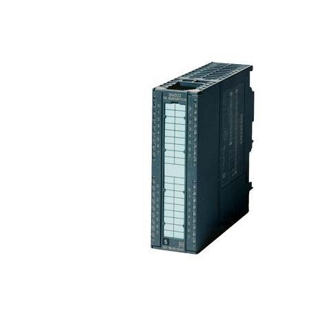 SIMATIC S7-300, Módulo de SD SM 322 alta velocidad, con separación galvánica, 16 SD, 24V DC, 0,5A, c