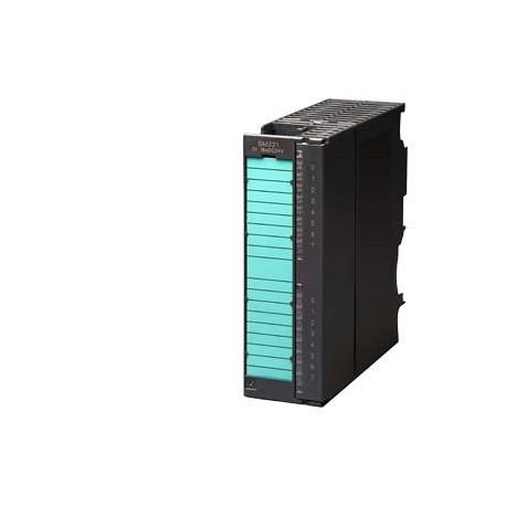 SIPLUS S7-300 SM321 - 20POL -40...+70 grados C según norma EN50155 T1 CAT 1 CL A/B . basado en 6ES73