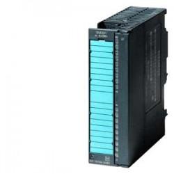 SIMATIC S7-300, Módulo entradas analógicas SM 331, canal galvánico AC250V, 6 termopares tipo B, E, J