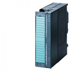 SIMATIC S7-300, Módulo de contador FM 350-1 para S7-300, funciones de contaje hasta 500 KHZ, 1 canal